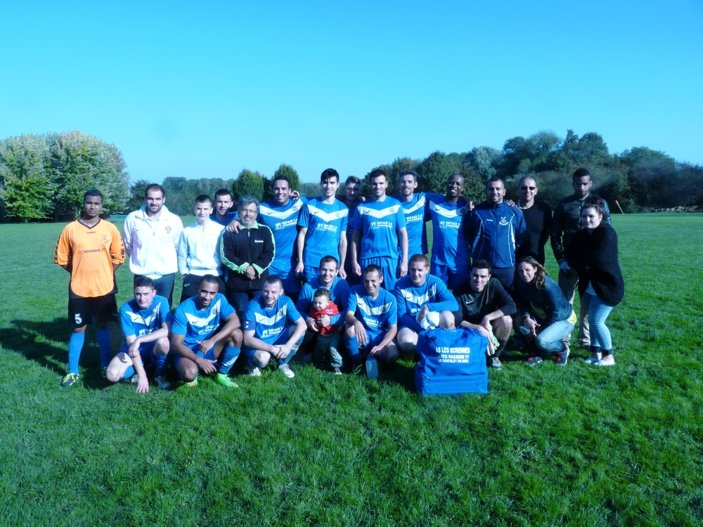Photo foot saison 2014-2015