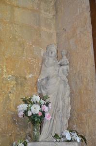 Vierge à l'enfant_14e