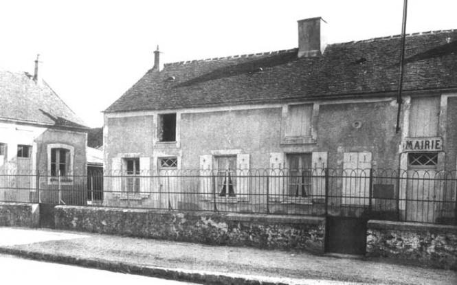 l'ancienne école et l'ancienne mairie - fichier 2