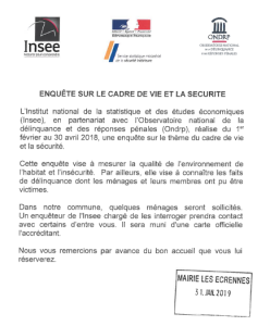 INSEE 2019