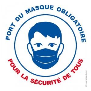masque obligatoire 2020