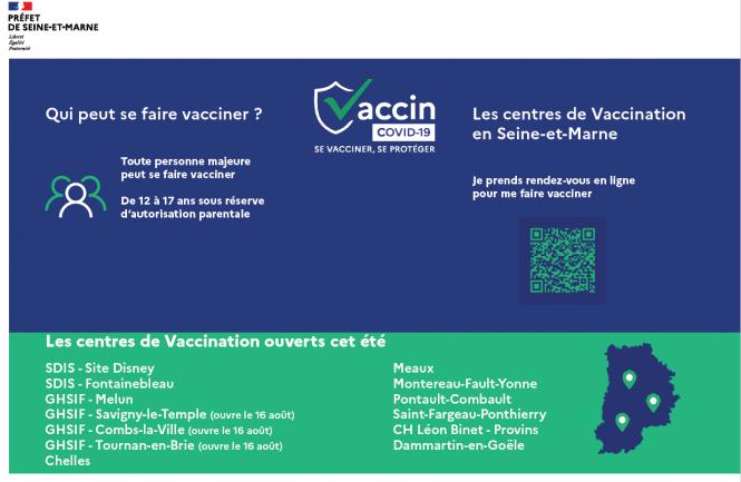 flyers vaccin